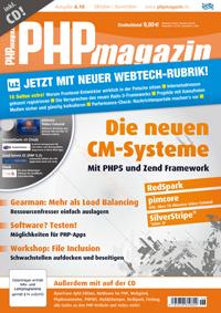(PHP Magazin 6.10)
